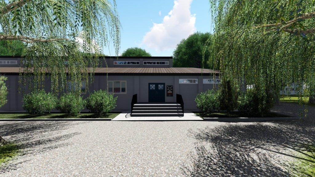 T.C. Sanayi ve Teknoloji Bakanlığı DAP / Erzincan Kemah Semt Kütüphanesi