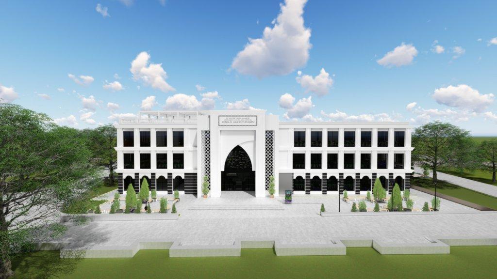 T.C. Kültür ve Turizm Bakanlığı KYGM / Konya İl Halk Kütüphanesi